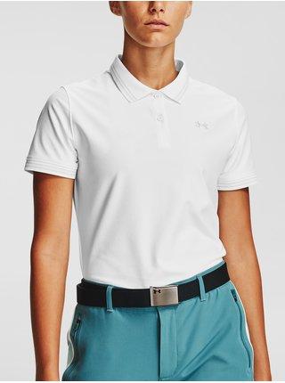 Biele tričko Under Armour Zinger Pique Polo