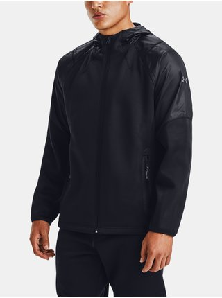 Černá bunda Under Armour COLDGEAR SWACKET