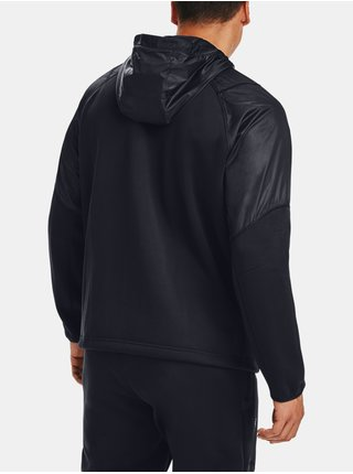 Čierna bunda Under Armour COLDGEAR SWACKET