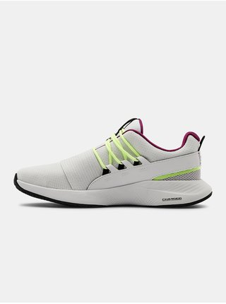 Bílé boty Under Armour W Charged Breathe LACE
