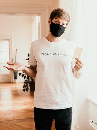 Bílé pánské tričko ZOOT Original Přešla mě chuť