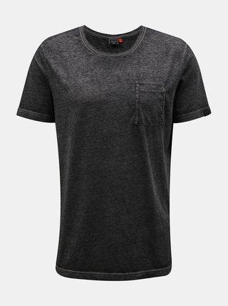 Čierne pánske tričko Ragwear Bartie