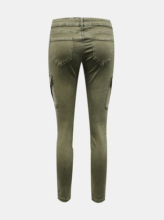 Khaki kalhoty ONLY Marya
