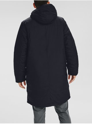 Čierna bunda Under Armour Armour Insulated Bench Coat