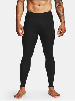 Čierne legíny Under Armour Q. IGNIGHT ColdGear Tight