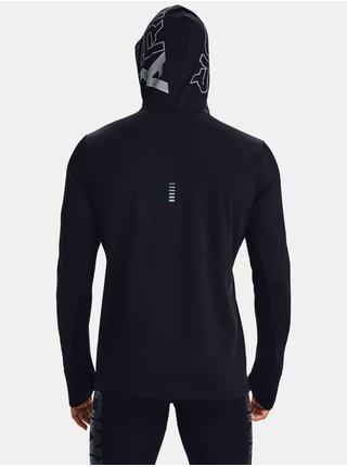 Čierna mikina Under Armour UA Q. IGNIGHT CG Zip Hoodie