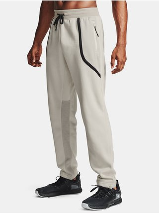 Nohavice Under Armour Men's Rival Flc AMP Pants