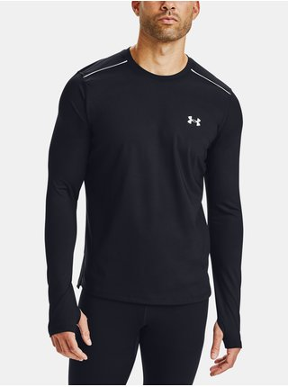 Černé tričko Under Armour Empowered LS Crew