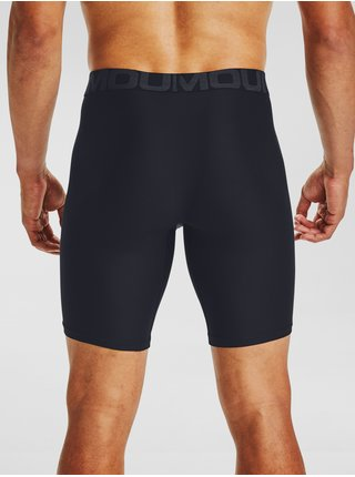 Černé boxerky Under Armour UA Tech 9in 2 Pack