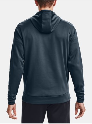 Modrá mikina Under Armour Armour Fleece Big Logo HD