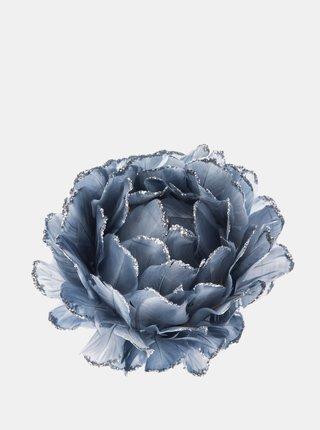 Modrá závesná kvetina Dakls