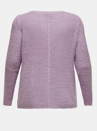 Fialový svetr ONLY CARMAKOMA Foxy