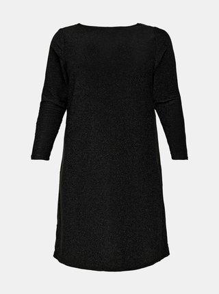 Černé společenské šaty ONLY CARMAKOMA Dary
