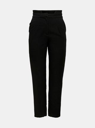 Černé kalhoty Jacqueline de Yong