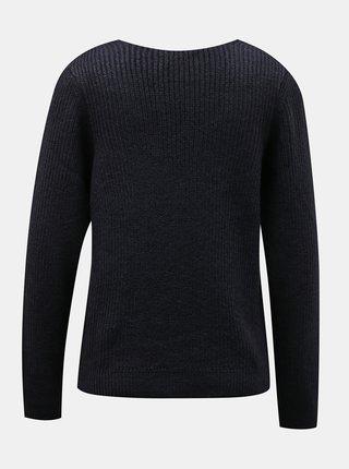 Tmavě modrý svetr ONLY Aubree