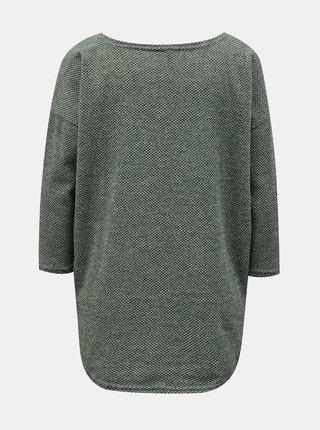 Zelený voľný sveter ONLY Alba