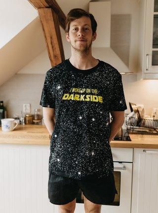 Čierne pánske pyžamo ZOOT Original Dark side