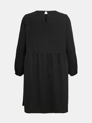 Černé šaty ONLY CARMAKOMA Plano