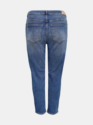 Modré mom fit džíny ONLY CARMAKOMA Eneda