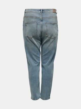 Modré mom fit džíny ONLY CARMAKOMA Edena