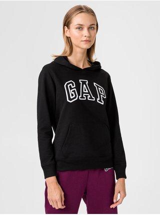 Černá dámská mikina GAP Logo