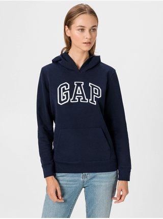 Modrá dámská mikina GAP Logo