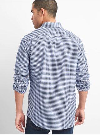 Košeľa GAP Oxford Modrá