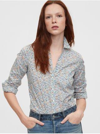 Šedá dámská košile GAP