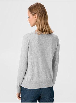 Šedý dámsky sveter GAP