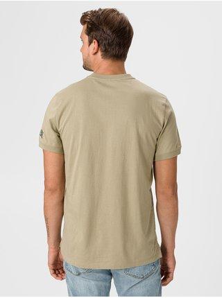 Tričko GAP Logo Béžová