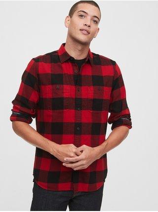 Košeľa GAP Červená