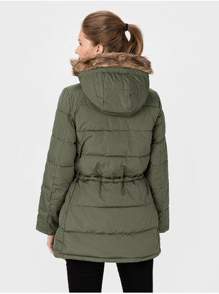 Zelená dámska bunda GAP