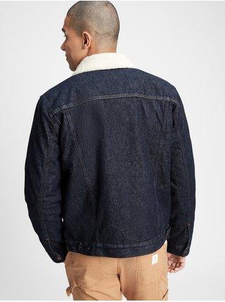 Modrá pánská bunda GAP