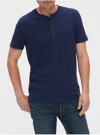 Modré pánske tričko GAP