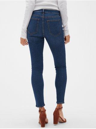 Modré dámské džíny GAP Jeggings