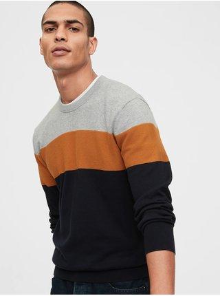 Barevný pánský svetr GAP