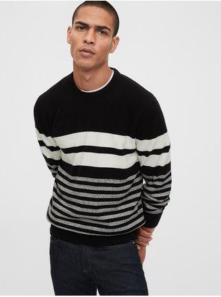 Čierny pánsky sveter GAP