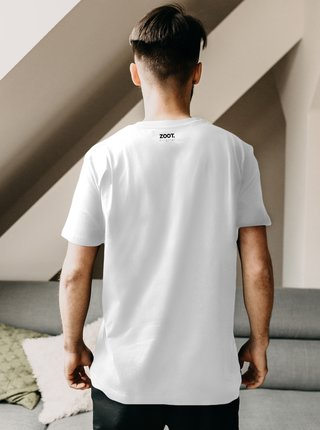 Biele pánske pyžamo ZOOT Original Zas ráno