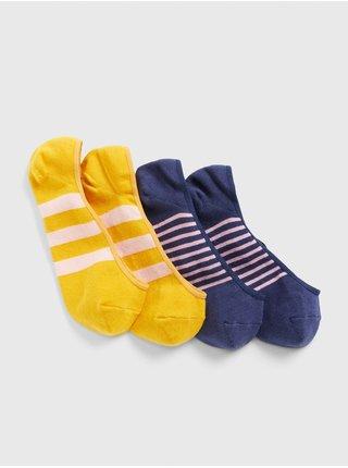 Barevné dámské ponožky GAP 2-Pack