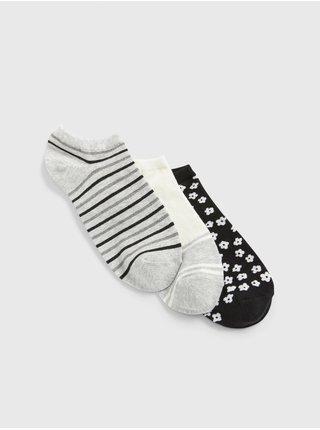 Farebné dámske ponožky GAP 3-Pack