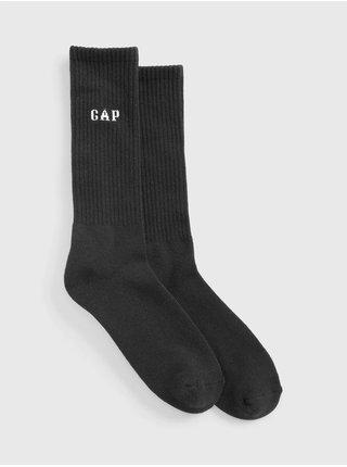 Černé pánské ponožky GAP