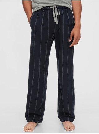 Čierne pánske pyžamové nohavice GAP
