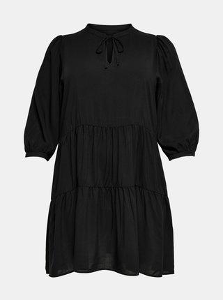 Černé šaty ONLY CARMAKOMA New