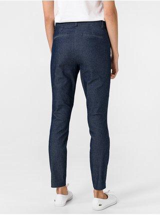 Modré dámské kalhoty GAP Skinny