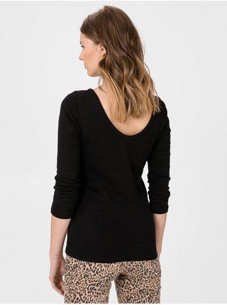 Černé dámské tričko GAP