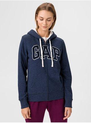 Modrá dámska mikina GAP Logo