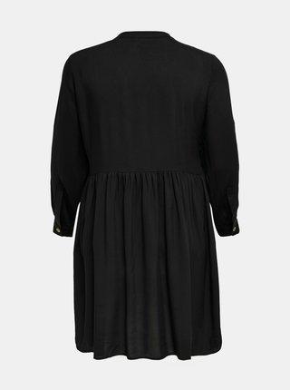 Černé šaty ONLY CARMAKOMA New Marra