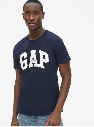 Tričko GAP Logo Modrá