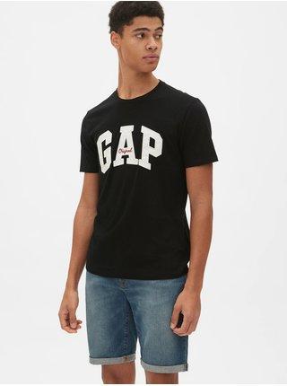Tričko GAP Logo Čierna