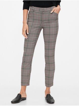 Šedé dámské kalhoty GAP Skinny